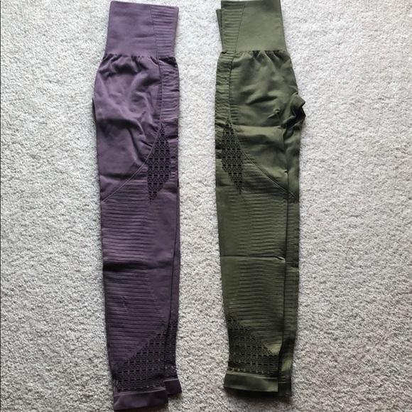 7b2021aedbeeff Nepoagym Pants | Dupe Gymshark Leggings | Poshmark
